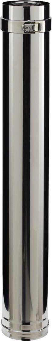 Elément droit PGI longueur 100 cm diamètre 100 mm Réf ED 1000 100 PGI / 37100405