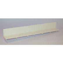 angle int rieur 90 coupable pvc blanc pour bandeau rehauss hauteur 29cm r f hai2990b mep. Black Bedroom Furniture Sets. Home Design Ideas
