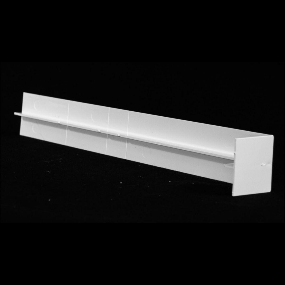 Jonction hauteur 30 cm gris (Rivecel 9-16mm)réf:RCJ3G