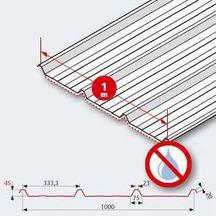 Batiroc marques asturienne solutions de toiture for Fixation faitiere bac acier