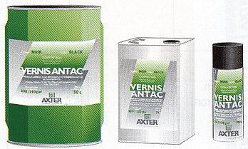 Vernis bitumineux d'imprégnation à froid Antac - bidon de 25 l