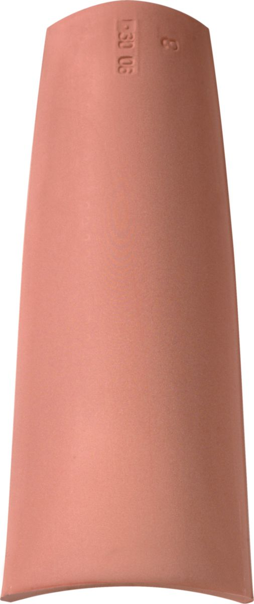 Tuile terre cuite Canal Midi Monier Rose 500x215 mm