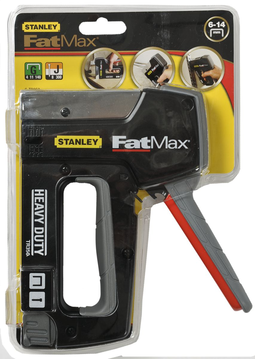 Stanley tr350 FatMax agrafeuse et cloueuse