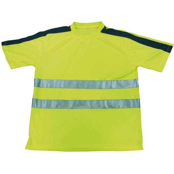 T-shirt haute visibilité - classe 2 - taille XXL