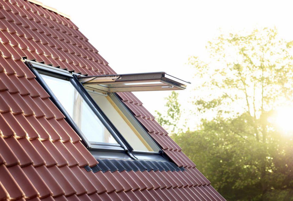 Velux Fenêtre De Toit à Projection Gpl Tout Confort Sk06 114x118