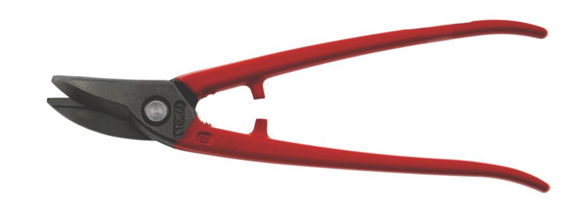 Cisaille coupe-trous ronde droite longueur 250 mm réf. 2677 01