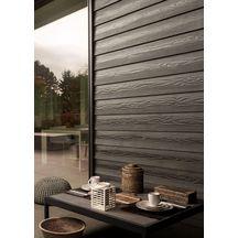 bardage clin c dral click relief fibre ciment ng c01 blanc everest 12x186x3600mm eternit. Black Bedroom Furniture Sets. Home Design Ideas
