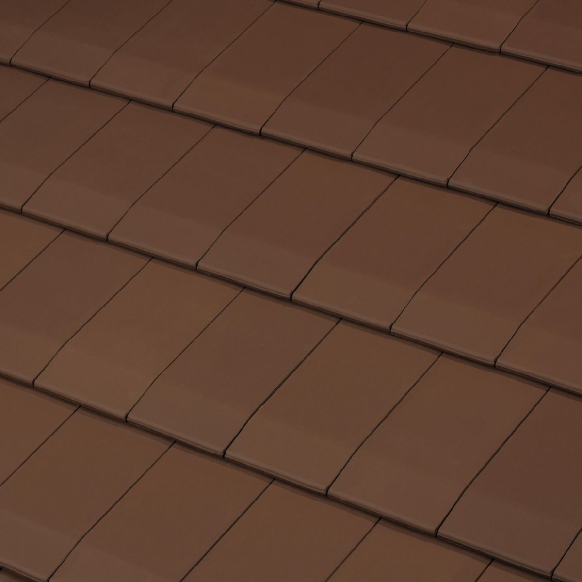 Terreal fa ti re demi ronde 34 xlm terre cuite brun - Prix tuile plate terre cuite ...