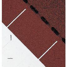 bardeau bitumeux sopratuile ardoise paquet de 3 05 m2 soprema etanch it asturienne. Black Bedroom Furniture Sets. Home Design Ideas