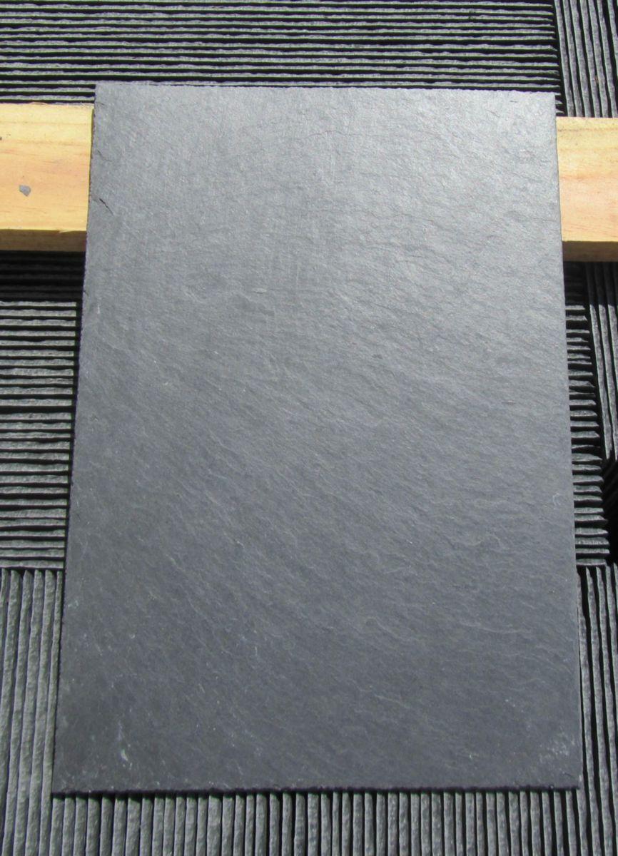 Ardoise naturelle d'Espagne Carmen 46x30 cm